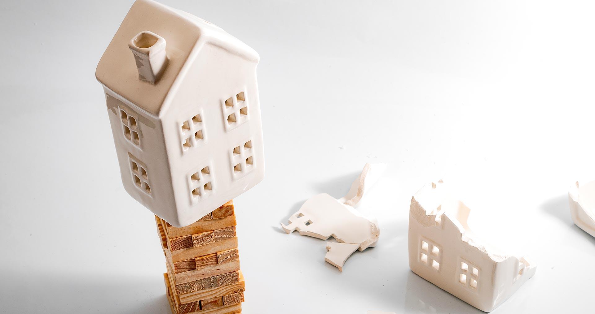 Riscos do financiamento da casa própria